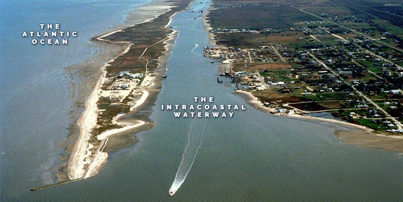 How to navigate the Atlantic Intracoastal Waterway